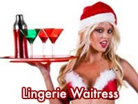 Hire a bikini waitress in Charlotte